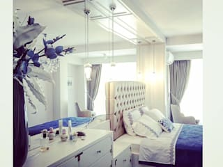 B2RN Architecture – Özel projeler (konut):  tarz Yatak Odası
