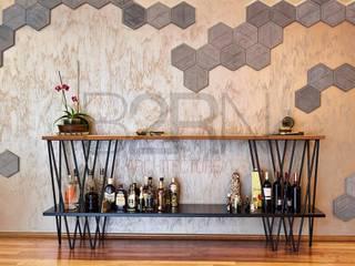 Wine cellar by B2RN Architecture, Modern