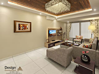 Living and Dining Area:  Living room by Design Consultant
