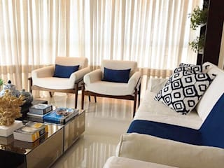 Anexos de estilo minimalista de Bruna Zappelini Arquitetura Minimalista