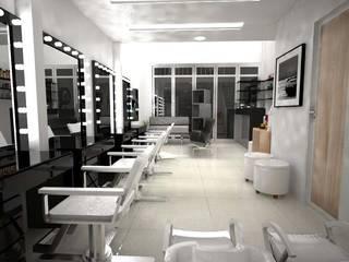 CAIK ARRAES Arquitetura Modern offices & stores