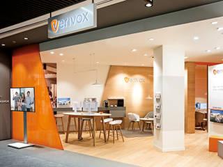 Verivox 1:  Geschäftsräume & Stores von CRi Cronauer + Romani Innenarchitekten GmbH