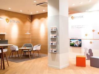Verivox 3:  Ladenflächen von CRi Cronauer + Romani Innenarchitekten GmbH