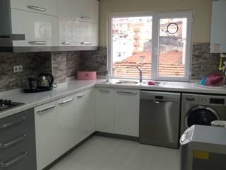 Modern Kitchen by rwiçmimari Modern