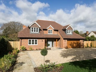 Brown Oaks - after:   by Hampshire Design Consultancy Ltd.