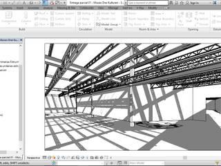 Capacitaciones y Migraciones Revit BIM de JIMDR Arquitectos