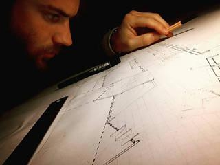 Yates y jets de estilo  por Studio Himmer
