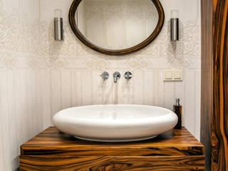 Banyo Lavabosu Modern Banyo Este Mimarlık Tasarım Uygulama Modern
