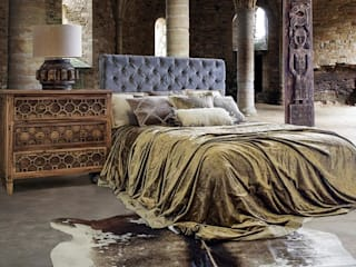 Bedroom by DECORSIA HOME,S.L., Industrial