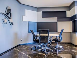 Este Mimarlık Tasarım Uygulama – Avrupa Konutları Ataköy Yönetim Kurulu Üyesi Odası: modern tarz , Modern