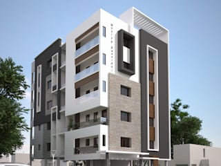 Mourya Sannidhi:  Houses by Mourya Constructions,