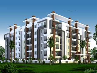 Mourya Nivas Classic style houses by Mourya Constructions Classic