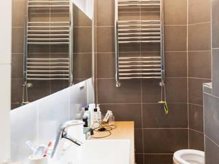 Cihangir Ev Renovasyonu Modern Banyo Este Mimarlık Tasarım Uygulama Modern