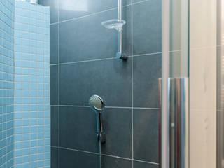 Este Mimarlık Tasarım Uygulama San. ve Tic. Ltd. Şti. – Cihangir Ev Renovasyonu:  tarz Banyo