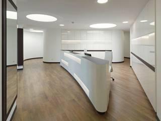 Empfang:  Praxen von Architekten BDA Naujack Rind Hof