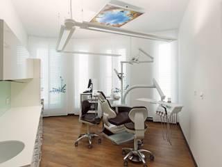 Behandlungsraum:  Praxen von Architekten BDA Naujack Rind Hof