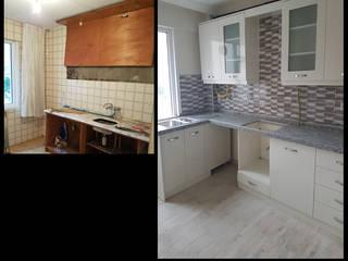 SB Emlak ve Dekorasyon – Mutfak Tadilatı:  tarz
