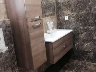 Minimalist style bathroom by rwiçmimari Minimalist