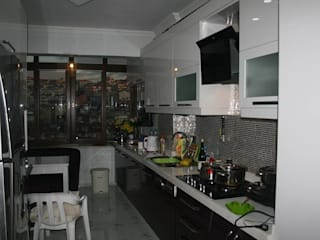 Modern kitchen by rwiçmimari Modern
