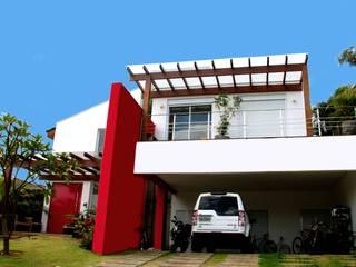 Modern houses by Mais Arquitetura 34 Modern