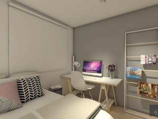 de Hizzey Arquitetura e Interiores Moderno