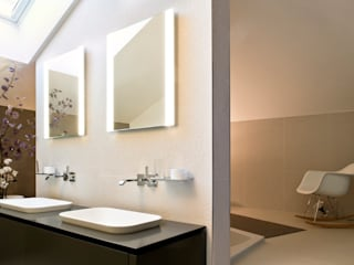 Modern style bathrooms by iarchitects Modern