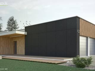 Projekt domu Dom na MINDANAO G2: styl , w kategorii  zaprojektowany przez DUDA Architektura Budownictwo