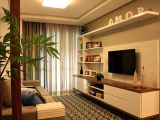 Salas de estilo clásico de Grama Arquitetura Clásico