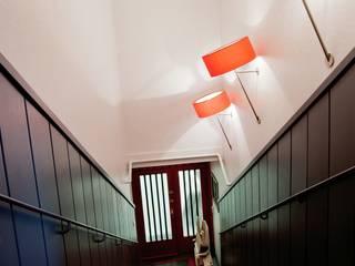 Treppenaufgang:  Veranstaltungsorte von RÄUME + BAUTEN
