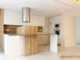 Scandinavian style kitchen by Danma Design Scandinavian