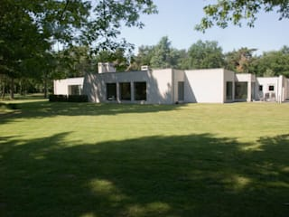 Verbouwing Woonhuis te Veghel van Wessel van Geffen Architecten Modern