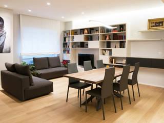 07am architetti Living room