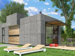 Häuser von GRUPO EUROCASA MODULAR, Modern