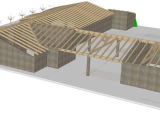 متوسطي  تنفيذ CUTECMA Estructuras de madera, بحر أبيض متوسط
