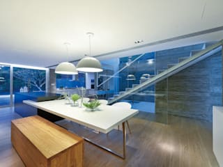Modern dining room by Millimeter Interior Design Limited Modern