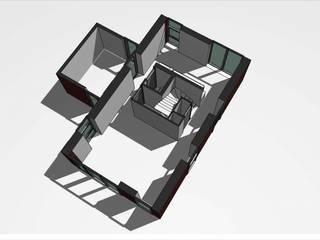 Woning Datcha 1:  Huizen door Wessel van Geffen Architecten