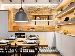 Cocinas de estilo  por Egue y Seta, Mediterráneo