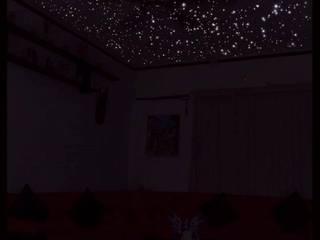 Estrellas Reales en tu Habitación:  de estilo  por Estrellas Reales