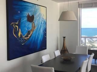 modern  by Anastasia Yakovleva design studio, Modern