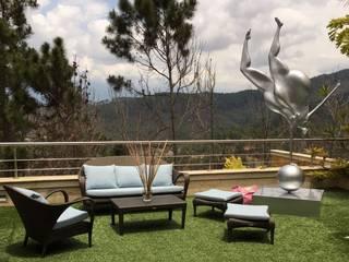 Modern garden by THE muebles Modern