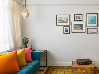 Klasik Oturma Odası Liquid Interiors Limited Klasik