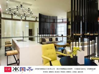 Hotels by 京悅室內裝修設計工程(有)公司|真水空間建築設計居研所, Modern Marble