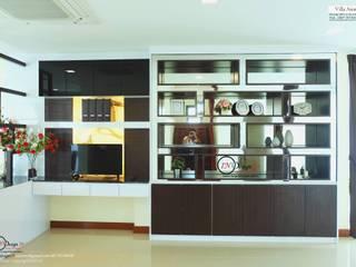 ตกแต่งภายใน บ้านตัวอย่างโครงการ Villa Asiatic วิลล่า เอเชียติค พัทยา บางละมุง:   by indesign29interior