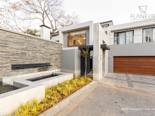Flaneur Architects Modern Houses