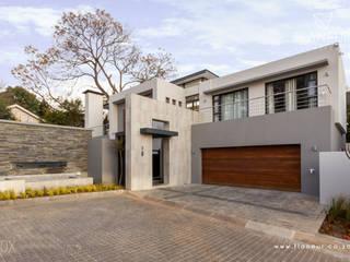 Casas modernas de Flaneur Architects Moderno