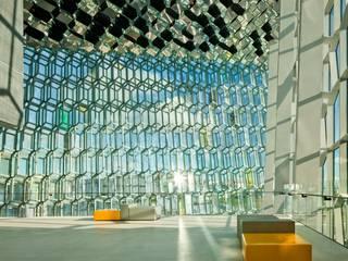 SCHOTT NARIMA® - Konzert- und Kongresszentrum HARPA in Reykjavik, Island Moderne Kongresscenter von SCHOTT AG Modern