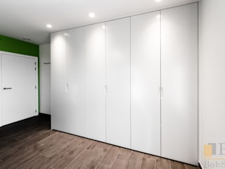 PPHU BOBSTYL Dressing roomWardrobes & drawers MDF White
