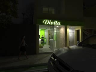 Divita:  de estilo  por Gastón Blanco Arquitecto,Moderno