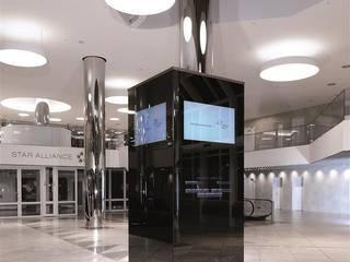 SCHOTT MIRONA® – Frankfurt Flughafen Center, Deutschland Moderne Flughäfen von SCHOTT AG Modern