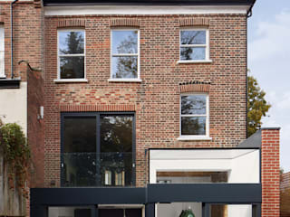 Church Crescent Andrew Mulroy Architects Maisons modernes